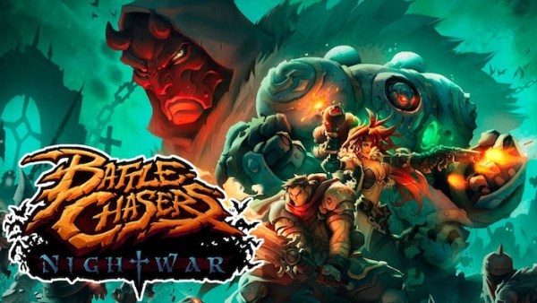 Battle Chasers Nightwar Mac OS X Version FREE