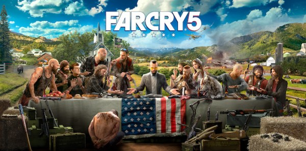 Far Cry 5 Mac OS X Game NEW & EXCLUSIVE