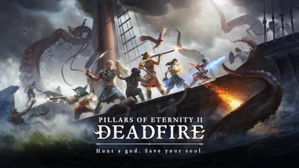 Pillars of Eternity 2 Deadfire Mac OS X NEW & HOT