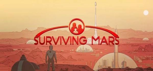 New Simulator Game Surviving Mars Mac OS X