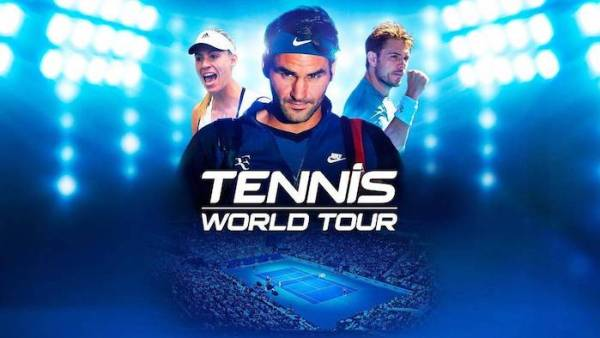 Tennis World Tour Mac OS X NEW SPORT GAME for OS X