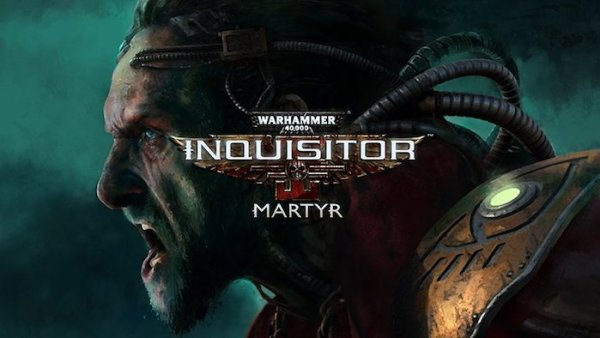 Warhammer 40k Inquisitor-Martyr Mac OS X RPG