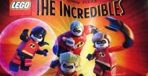 Lego The Incredibles Mac OS X