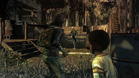The Walking Dead Final Season Mac OS X