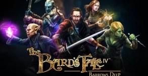 Bard's Tale IV Barrows Deep Mac OS
