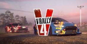 V-rally 4 Mac OS