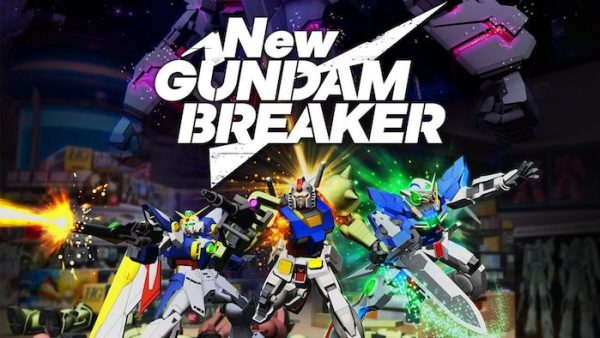 New Gundam Breaker Mac OS X ACTION GAME