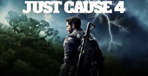 Just Cause 4 Mac OS X