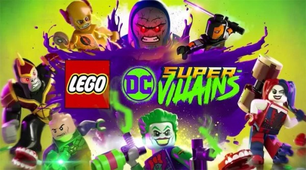 Lego DC Super Villains Mac OS X Download Macbook/iMac Game
