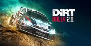 DiRT Rally 2.0 Mac OS