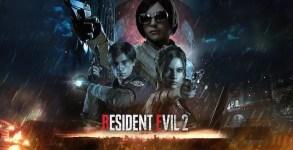 Resident Evil 2 Mac OS X