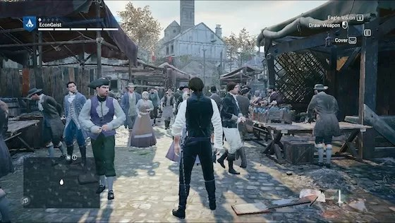 Assassins Creed Unity Mac OS X