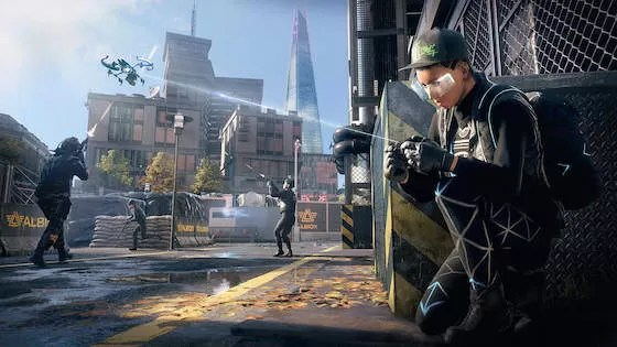 Watchdogs Legion Mac OS X