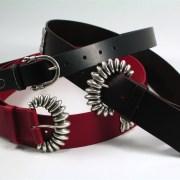 Three Hide Belts