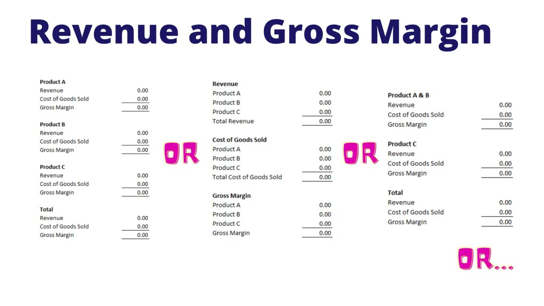 Revenue and Gross Margin