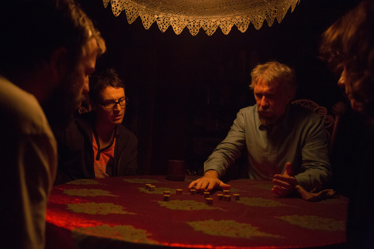 Movie Still Leigh Whannell Steve Coulter Insidious Chapter 2 The Macguffin