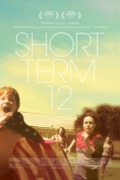 Short Term 12 Movie Poster from director Destin Daniel Cretton and starring Brie Larson