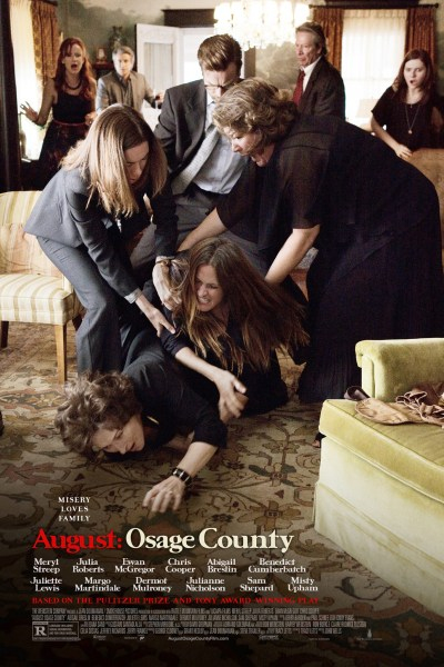 August: Osage County Movie Poster from director John Wells