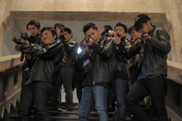 The Raid 2: Berandal Movie Still 2