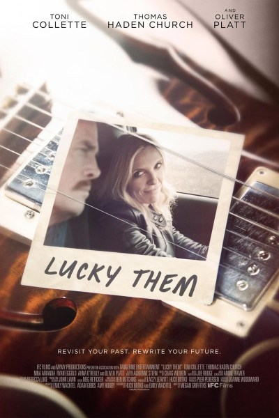 Lucky Them Movie Poster