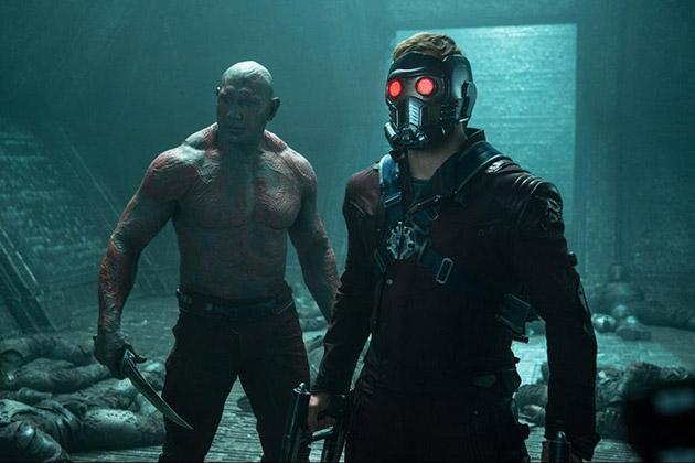 Guardians of the Galaxy Movie Still 1