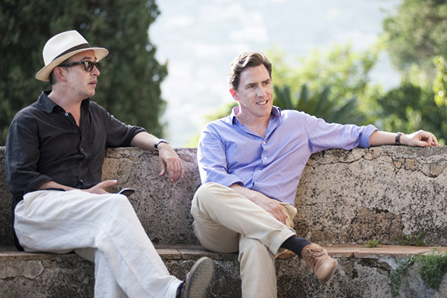 The Trip to Italy Movie Still 2