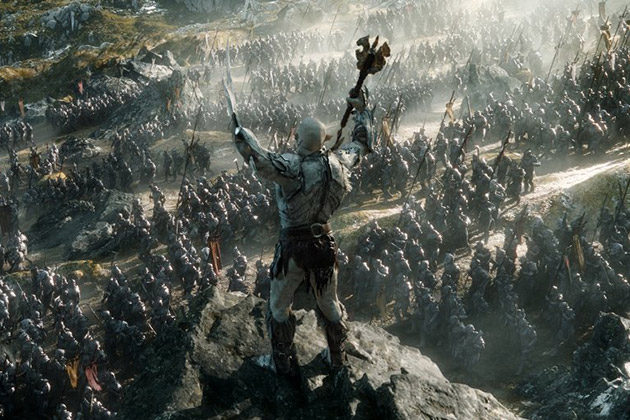 Hobbit Battle of the Five Armies Movie Still 2