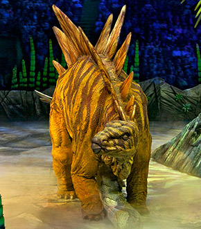 Walking With Dinosaurs Arena Featured Image
