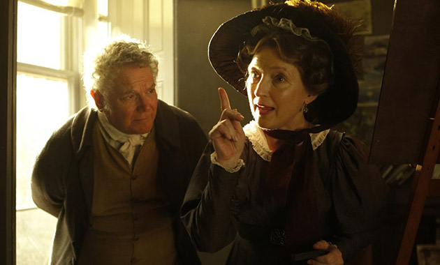 Mr Turner Movie Still 2