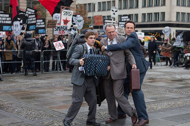 Unfinished Business Movie Still 1