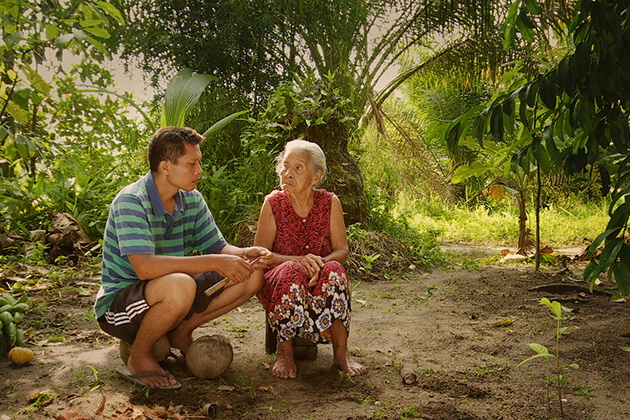 Look of Silence Movie Still 1