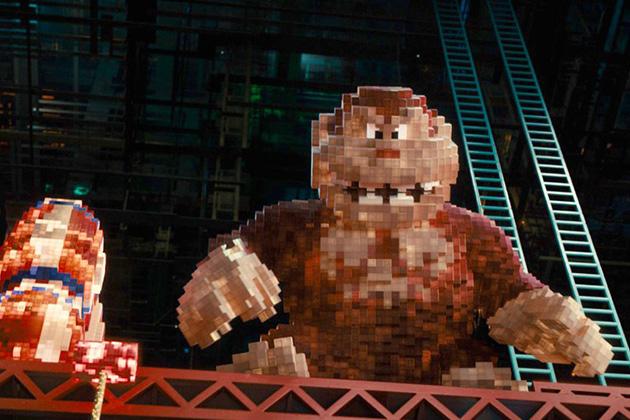 Pixels Movie Still 1