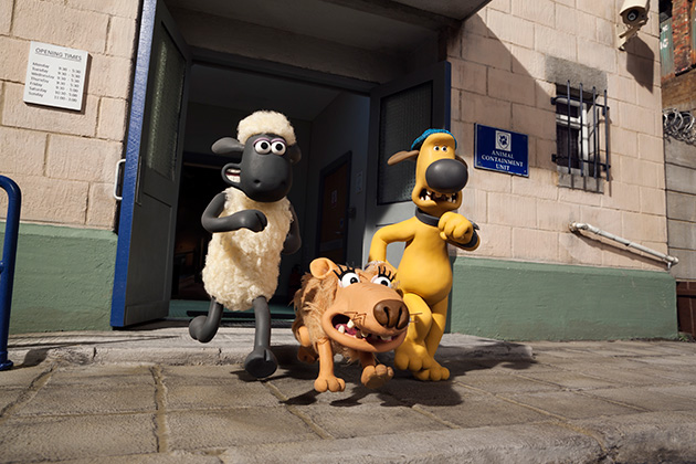 Shaun the Sheep Movie Still 2