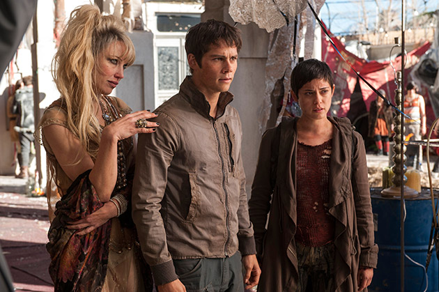 Maze Runner: The Scorch Trials Movie Still 2