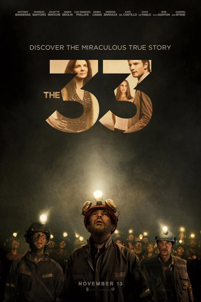 Thirty Three Movie Poster