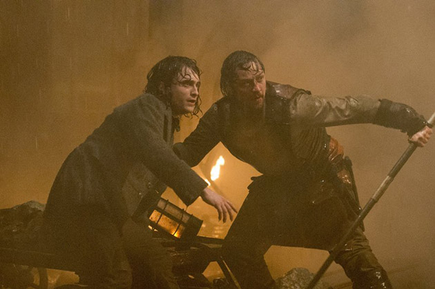 Victor Frankenstein Movie Still 2