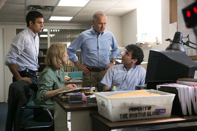 Spotlight Movie Still 2