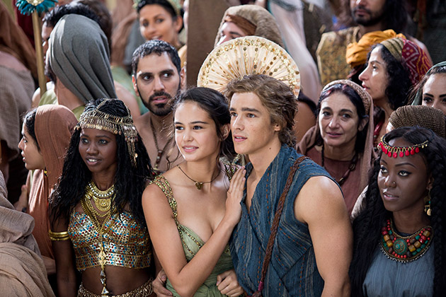 Gods of Egypt Movie Still 1
