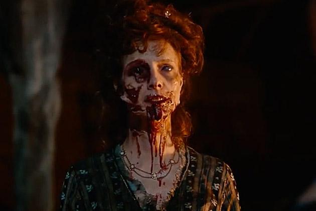 Pride Prejudice and Zombies Movie Still 2