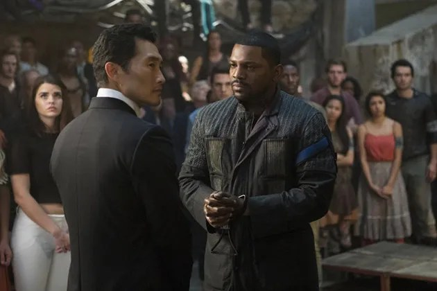Divergent Series Allegiant Part 1 Movie Still 1