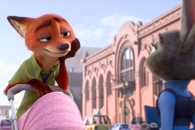 Zootopia Movie Still 1