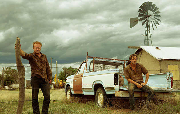 Hell or High Water Movie Header Image