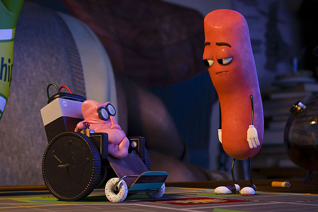 Sausage Party Movie Still 2