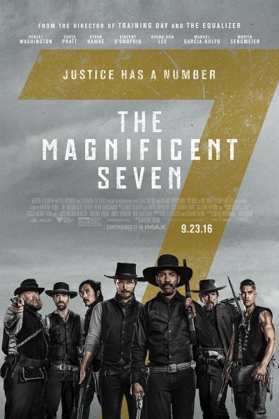 Magnificent Seven Movie Poster