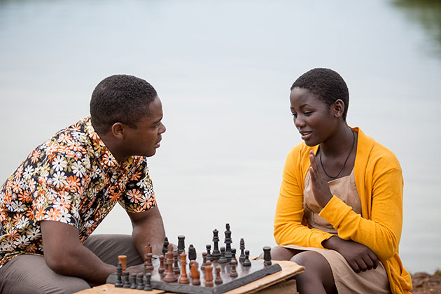 Queen of Katwe Movie Still 1