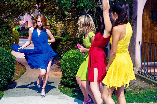 La La Land Movie Still 2
