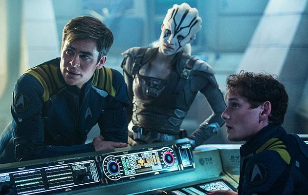 Star Trek Beyond Movie Header Image
