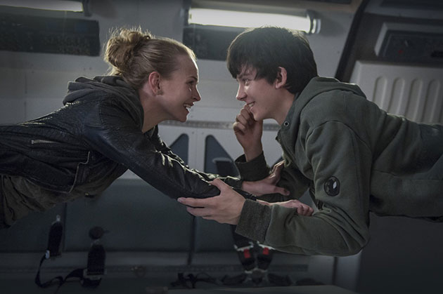Space Between Us Movie Still 2