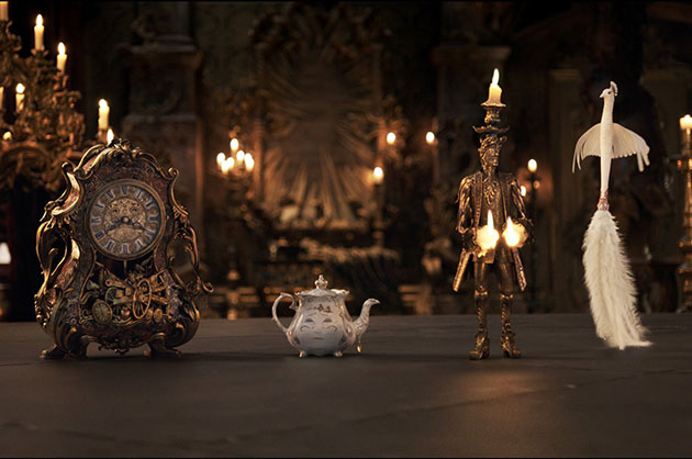 Beauty and The Beast Movie Still 1