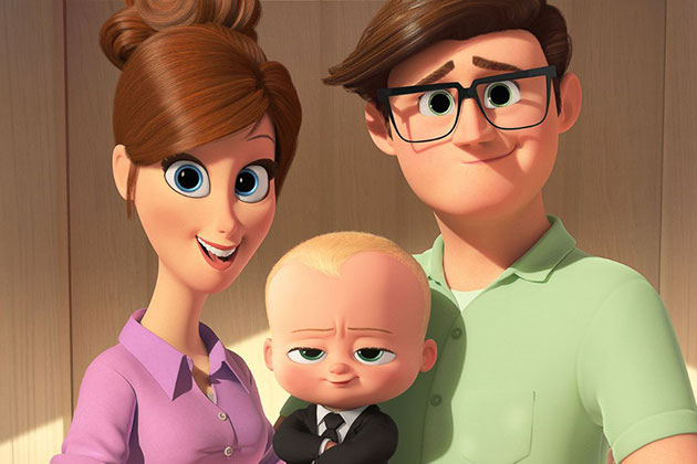 Boss Baby Movie Still 1